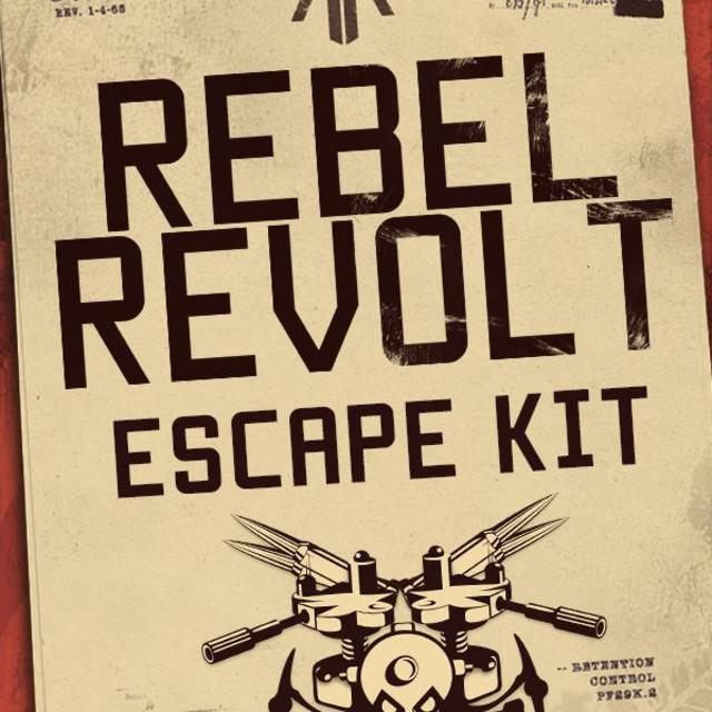 Rebel Revolt Theme Music (Clean)