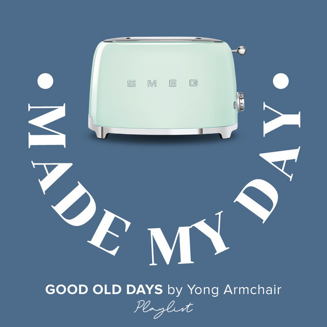 🌃 GOOD OLD DAYS BY YONG ARMCHAIR #SmegMadeMyDay