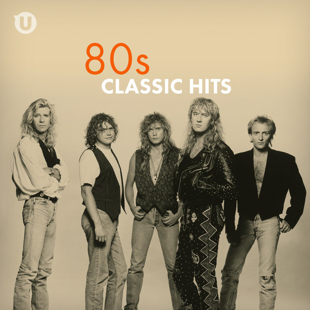 80s Classic Hits, a playlist b…
