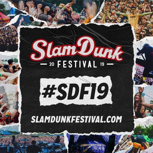 25/05/19: Slam Dunk 2019
