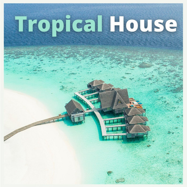 100% Pure Tropical House cover