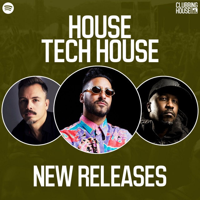 House / Tech-House New Releases