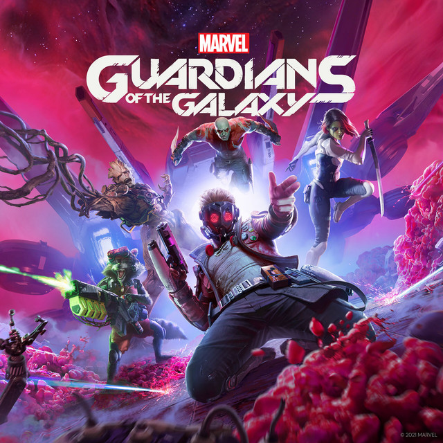 Marvel's Guardians of the Galaxy Original Video Game Playlist