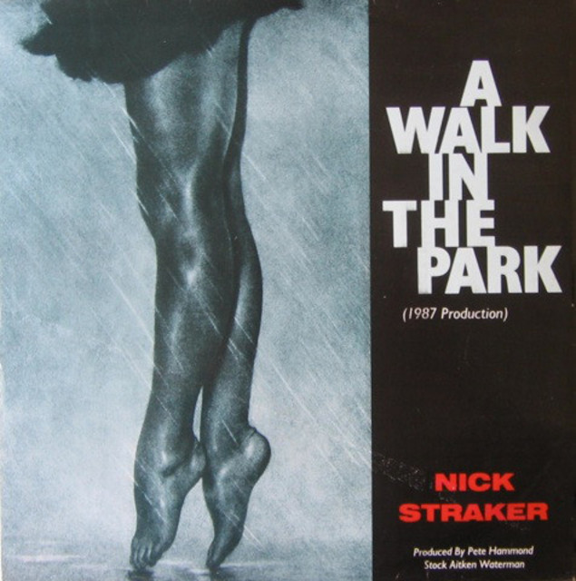 Nick Straker - A Walk In The Park