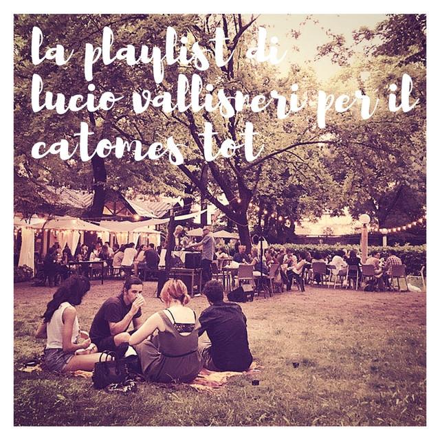Reggio Emilia Way of Lounge - La playlist di Lucio Vallisneri per il Catomes Tôt