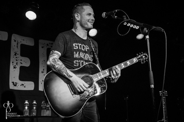 Corey Taylor Live in London