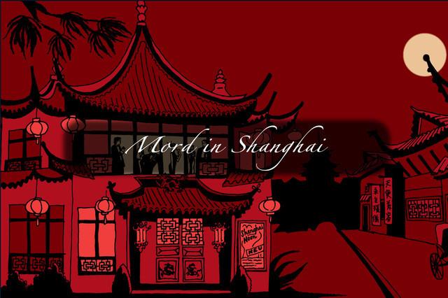 Mord in Shanghai