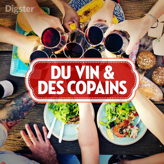 Du Vin & Des Copains 🍷Apero entre amis, soiree entre amis, diner avec les potes, soiree chill