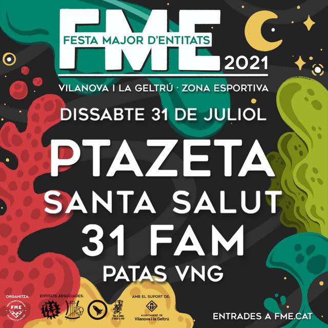 Dissabte - FME2021