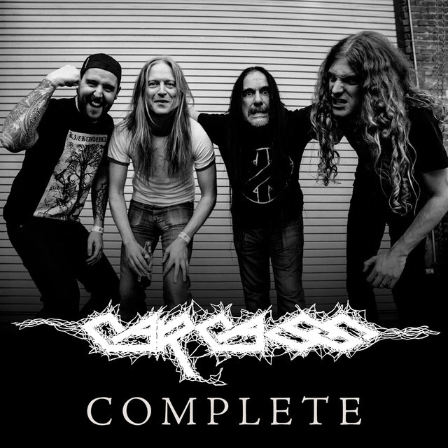 CARCASS - The Complete Discography
