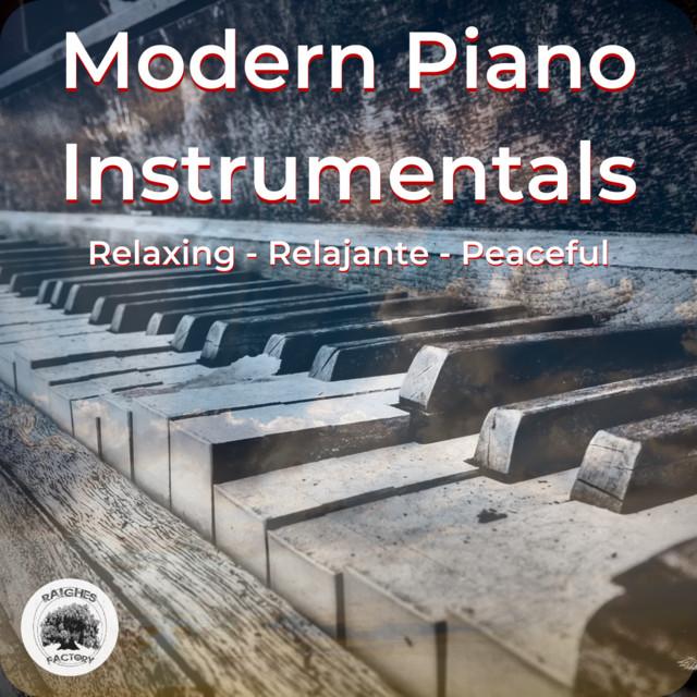 Modern Piano Instrumentals 🎹🎧🎶   Relaxing Piano   Piano Relajante y Tranquilo   Peaceful Piano