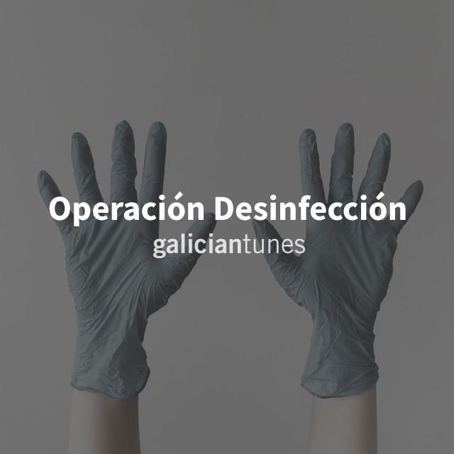 Operación Desinfección