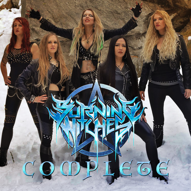 BURNING WITCHES - The Discography
