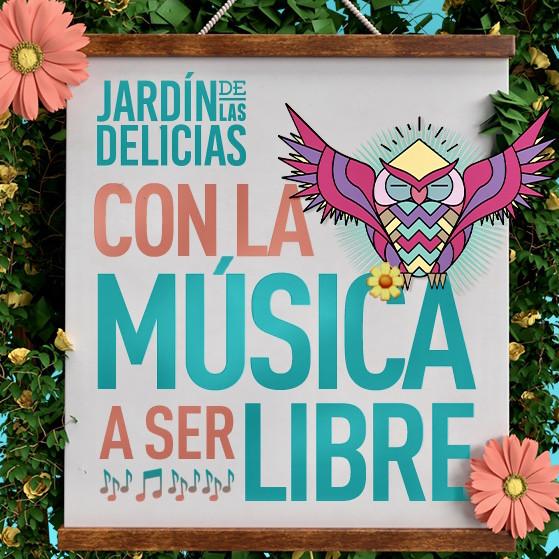 Con la Música a ser Libre