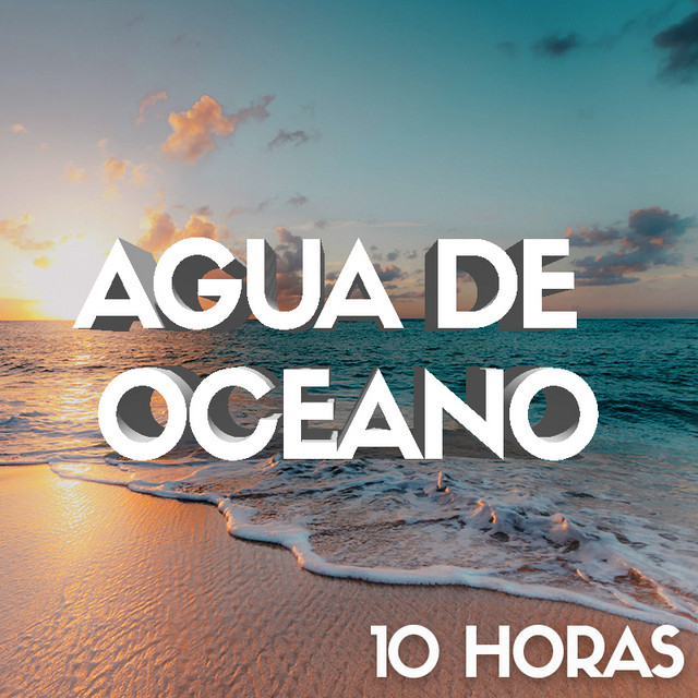 Agua De Oceano (10 HORAS) Ondas do Oceano - Ondas Do Mar - Som Do Mar