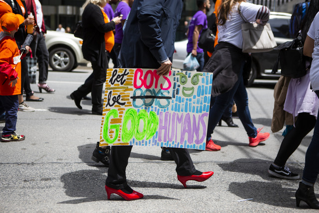 A Mile In Her Shoes 2020