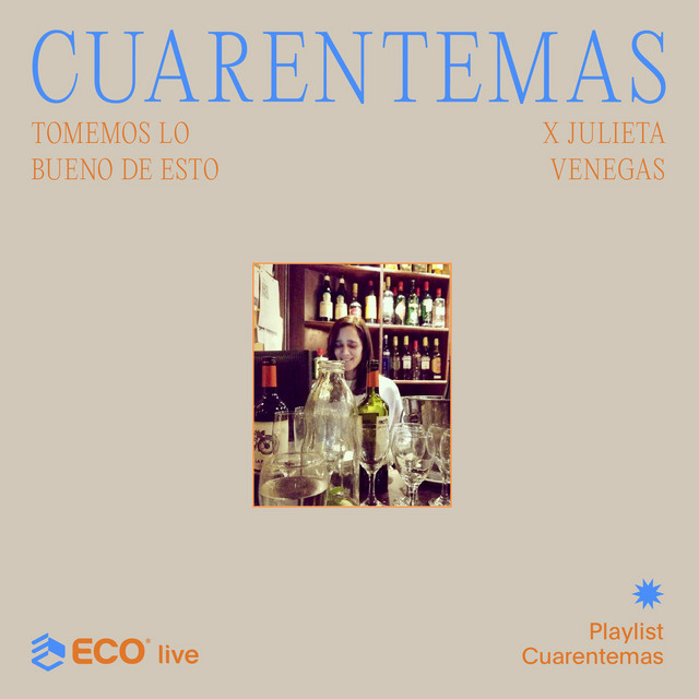 CUARENTEMAS: Julieta Venegas