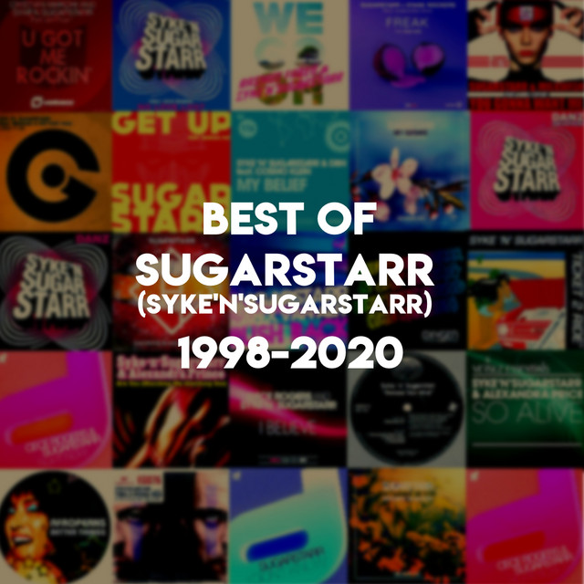 Sugarstarr (BEST OF PRODUCTIONS 1998-2020)