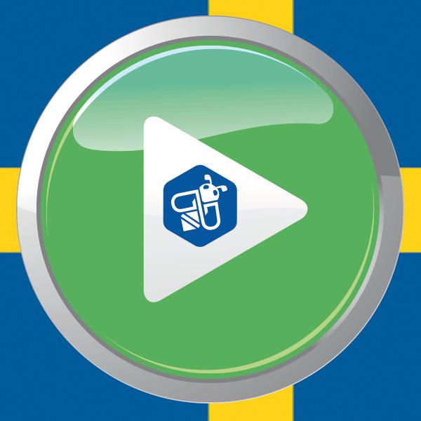 Attitydresan genom Sverige