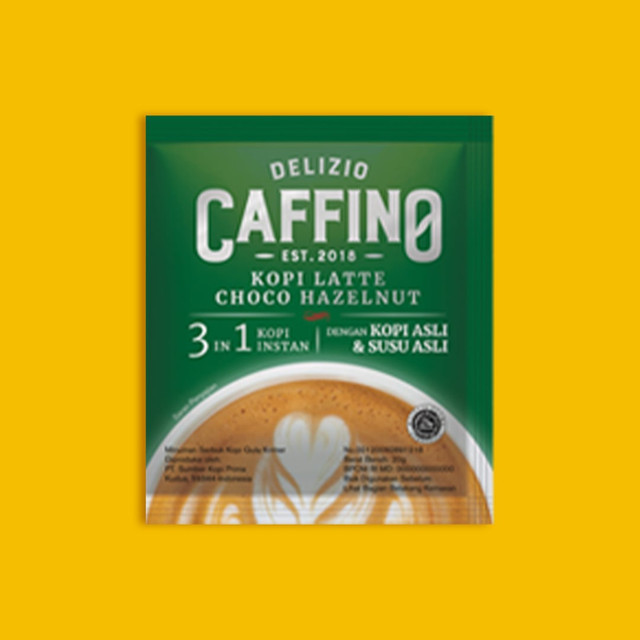 CAFFINO HAZELNUT   Authentic K-Pop