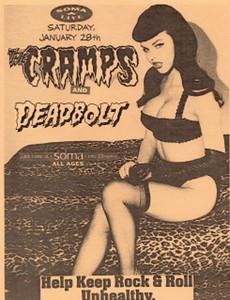 Cramps Deutsch