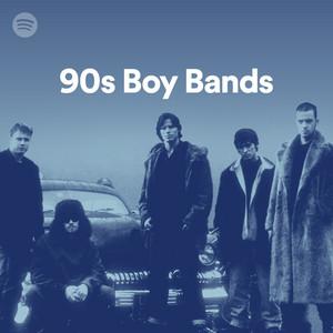 90s Boy Bands on Spotify