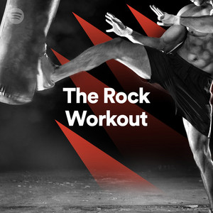 The Rock Workout On Spotify