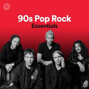 90s Pop Rock Essentials on Spotify