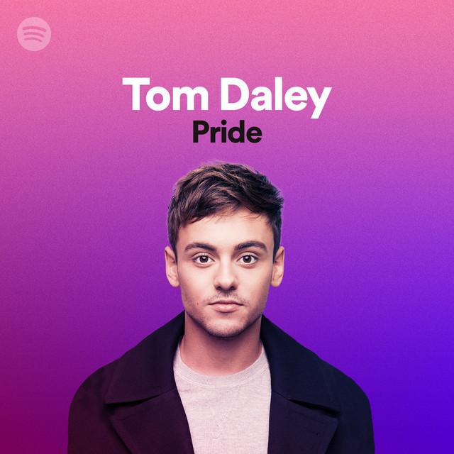 Tom Daley: Pride
