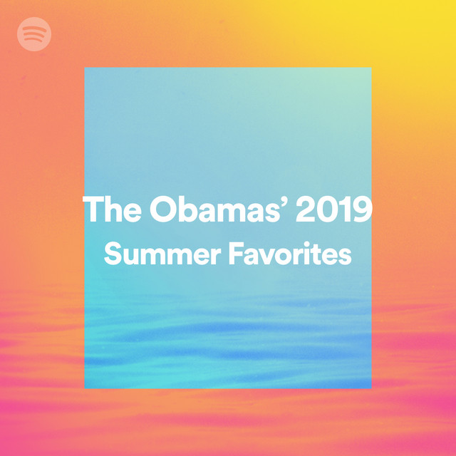 The Obamas' 2019 Summer Favorites