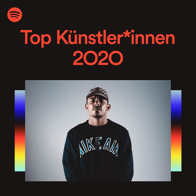 Top Künstler*innen 2020