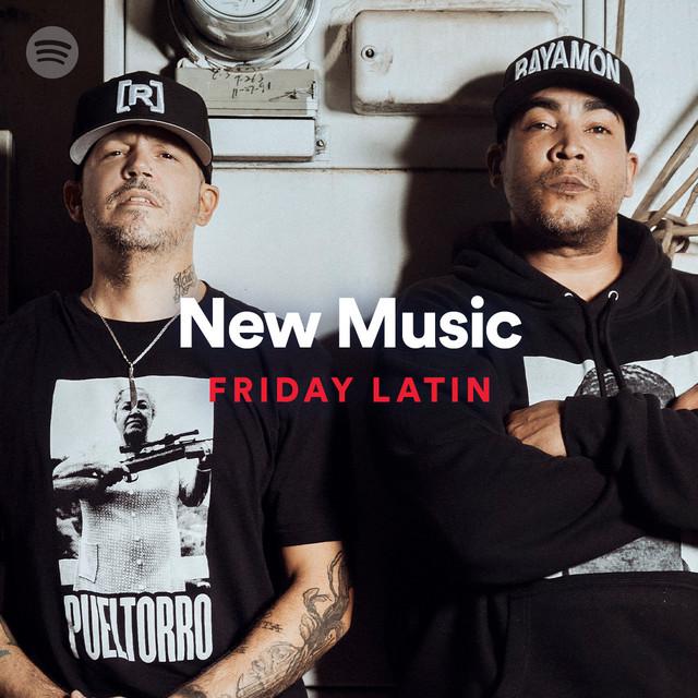 New Music Friday Latin