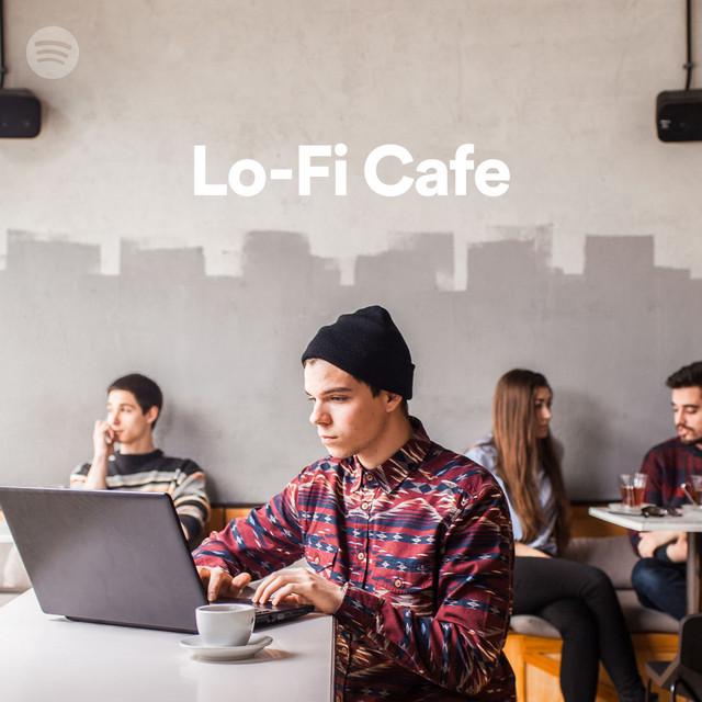 Lo-Fi Cafeのサムネイル