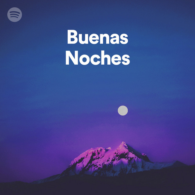 Buenas Noches On Spotify