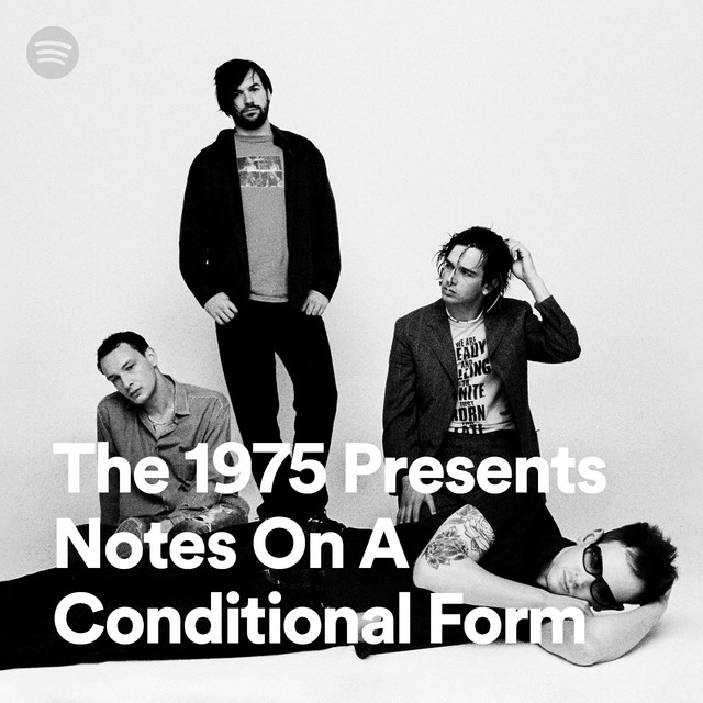 The 1975 Presents Notes On A Conditional Formのサムネイル