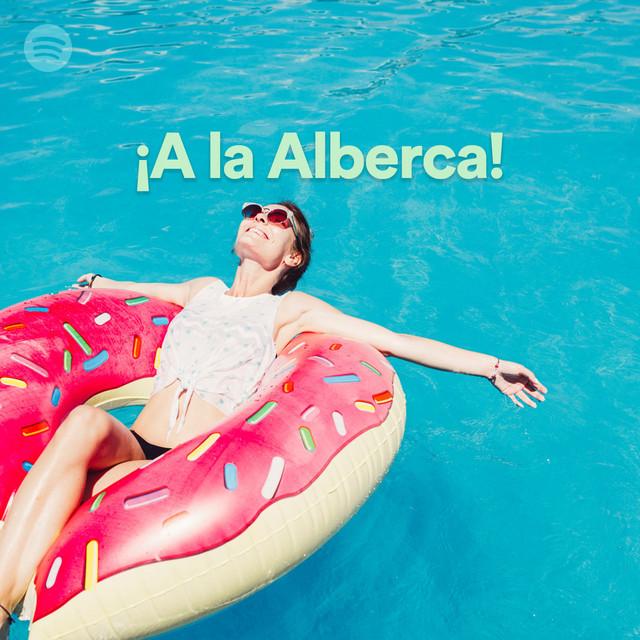 ¡A la Alberca!