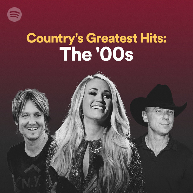 Country's Greatest Hits:  The '00s