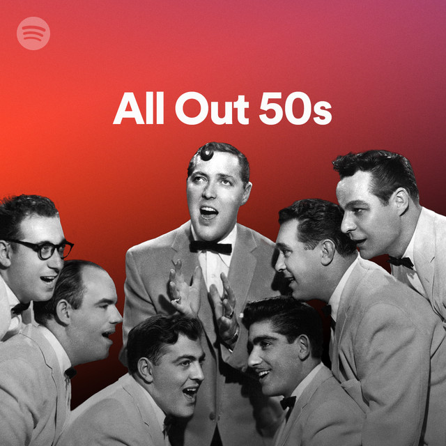 All Out 50s on Spotify