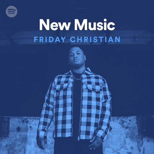 New Music Friday Christian
