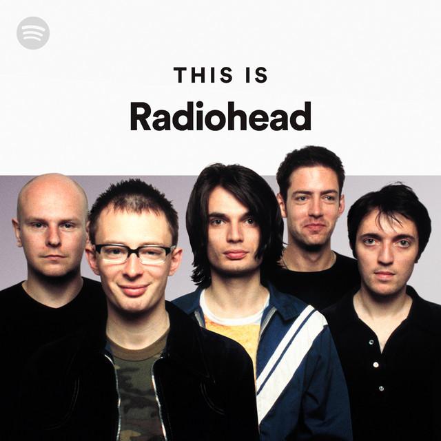 Imagem de Radiohead