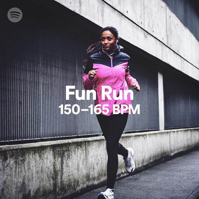 Fun Run 150–165 BPM