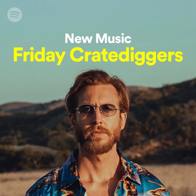 Friday Cratediggers