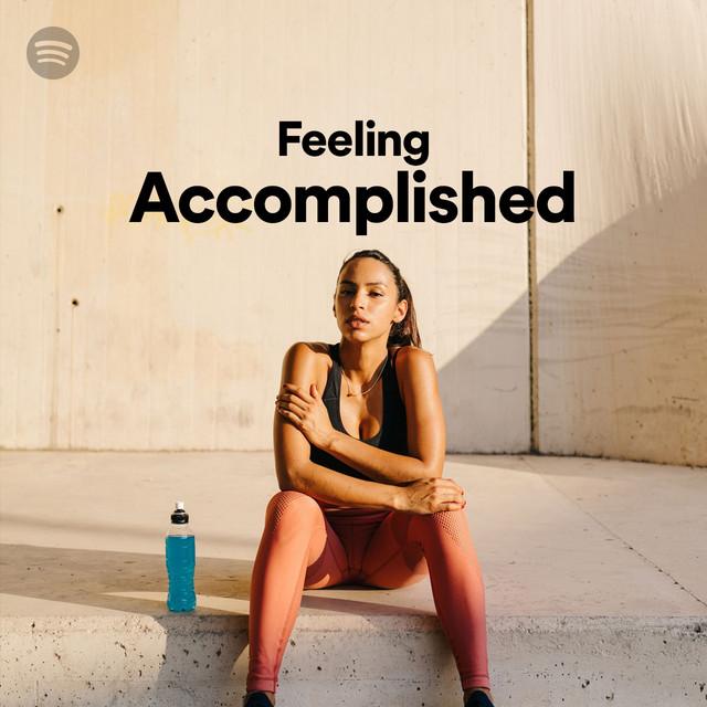 Feeling Accomplished