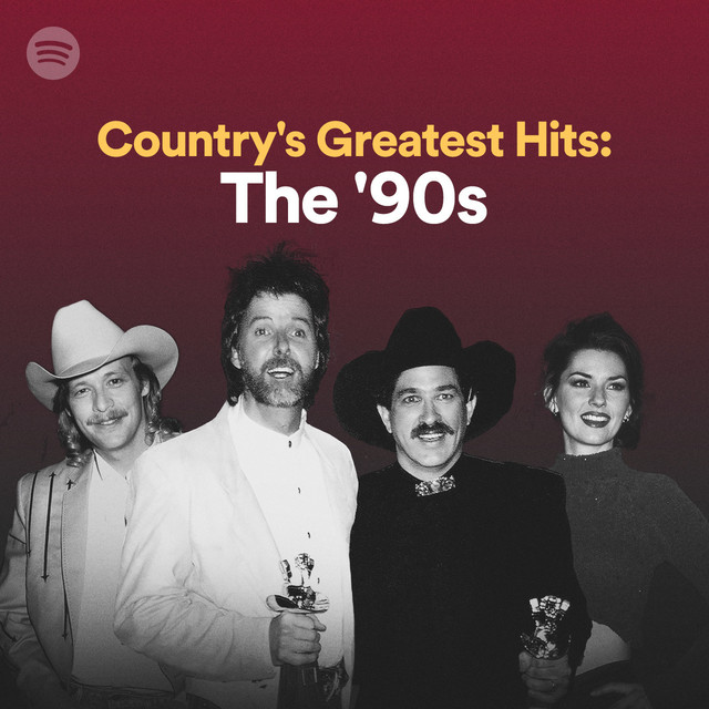 Country's Greatest Hits:  The '90s