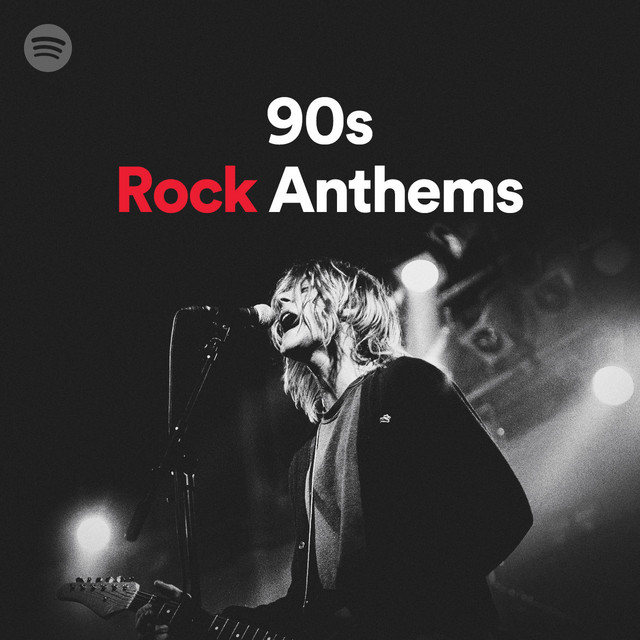 90s Rock Anthems
