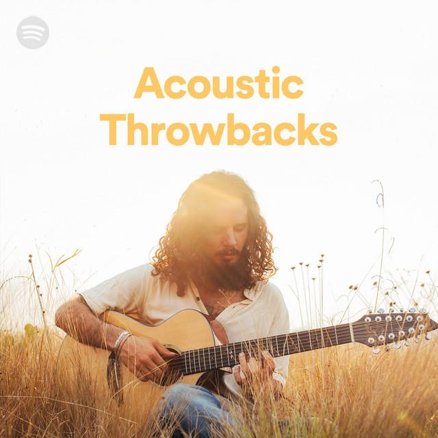 Acoustic Throwbacks