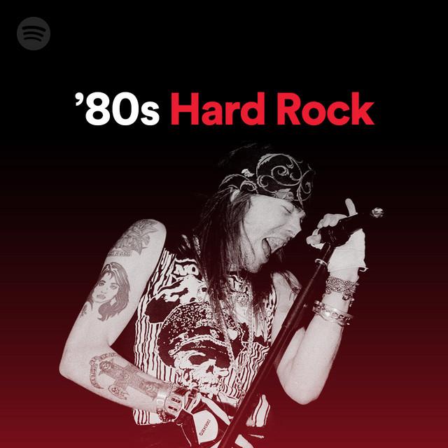 '80s Hard Rock