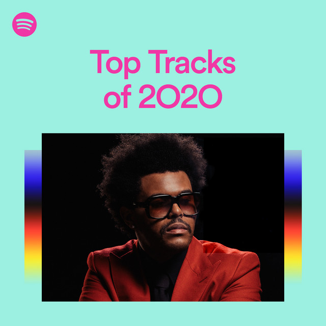 Top Tracks of 2020のサムネイル