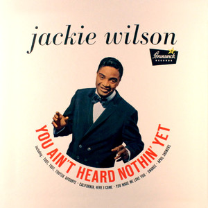 Jackie Wilson Sonny Boy cover