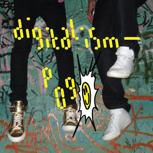 Copertina di Digitalism - Pogo - Radio Edit